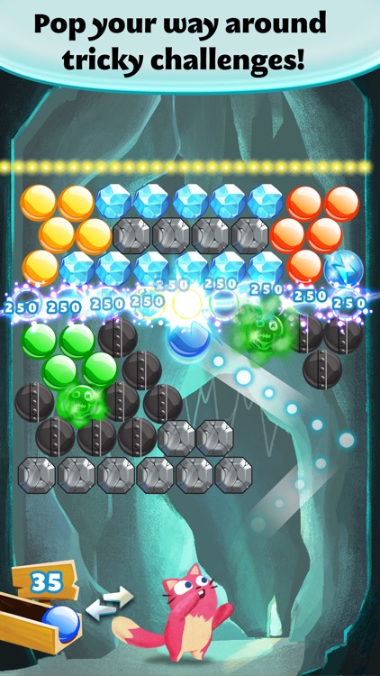 Bubble Mania™ screenshot-3