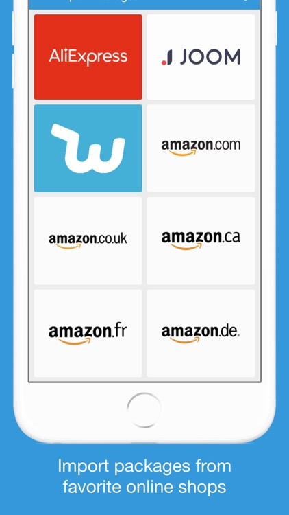 Parcels - Track Your Packages screenshot-3