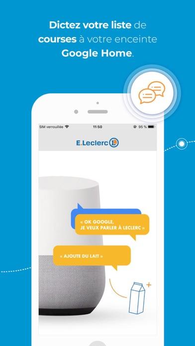 Télécharger LeclercDrive & LeclercChezMoi pour Pc