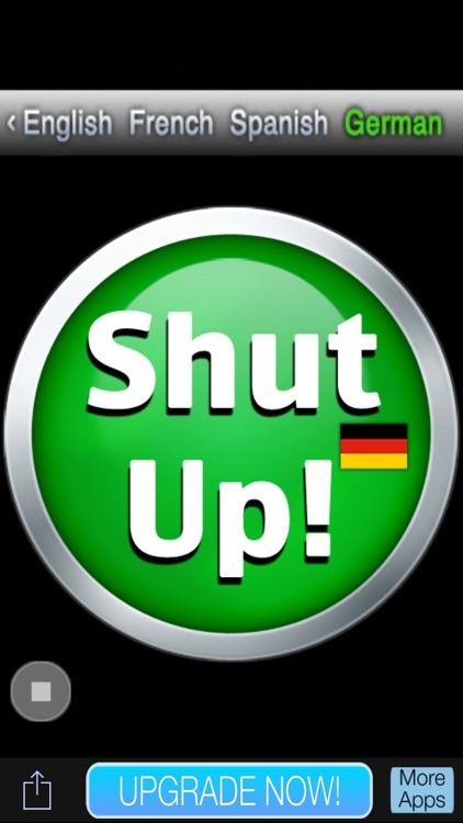 Shut Up!!! screenshot-3