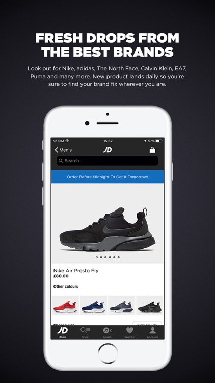 JD Sports screenshot-1