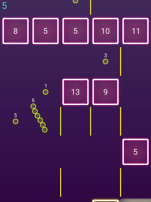 Snake Glow Dash Block screenshot 6