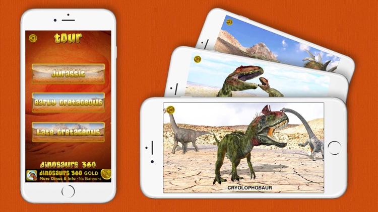 Dinosaurs 360 screenshot-4