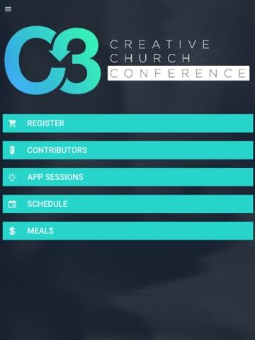 C3 Conference - náhled