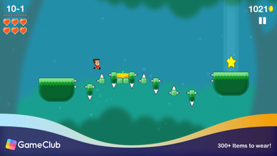 Mikey Jumps - GameClub screenshot 3