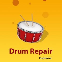 Drum Repair Customer