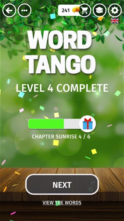 Word Tango : Find the words screenshot-4