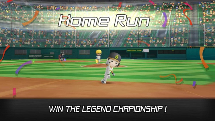 Baseball Star screenshot-3