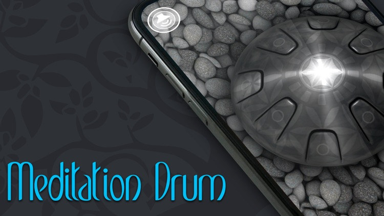 Meditation Drum HD screenshot-0