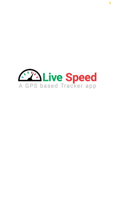 Live Speed: Run, GPS, Tracking app image