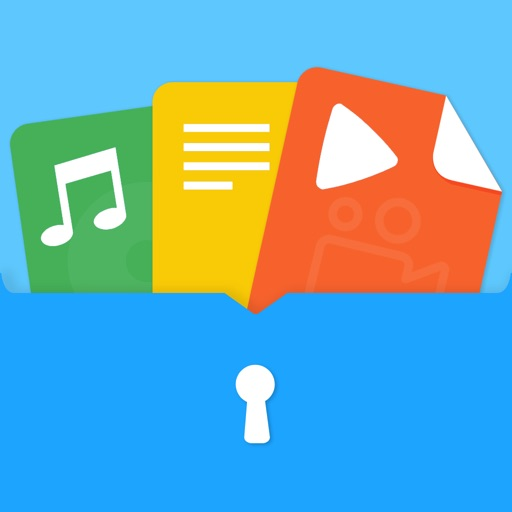 File Manager - プライバシー保護 ファイル