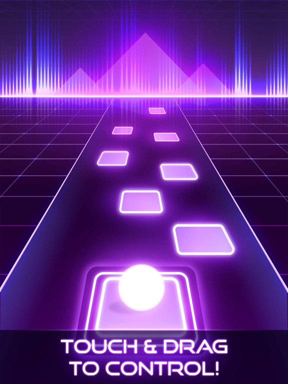 Tiles Hop - EDM Rush для iPad