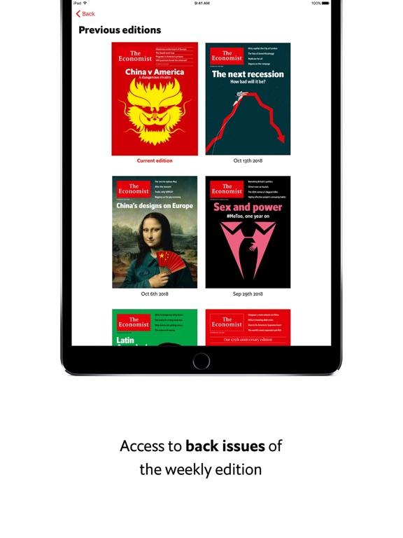 The Economist   App Price Drops