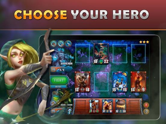 Magic Quest: TCG на iPad