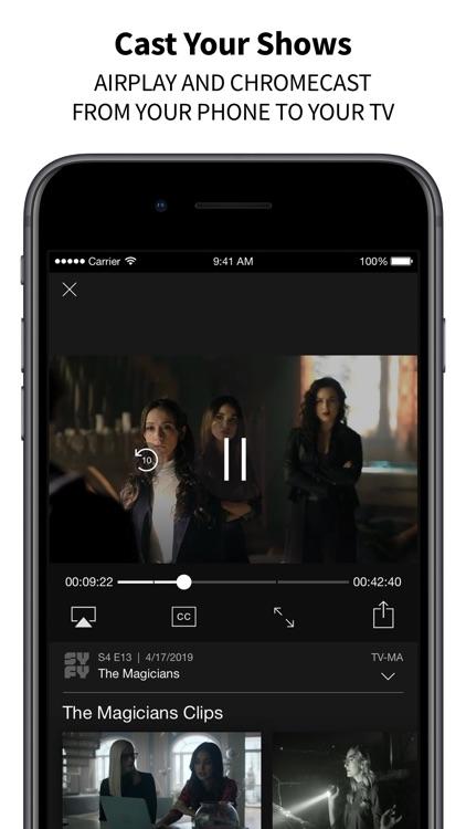 SYFY screenshot-2