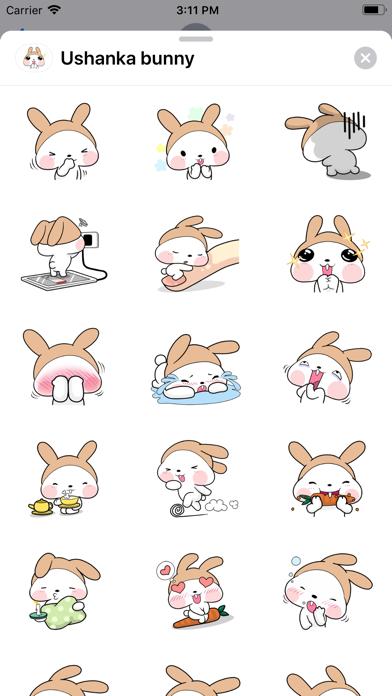 Ushanka bunny screenshot 1