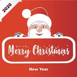 Santa New Year 2020