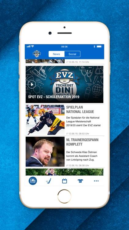 EVZ screenshot-0