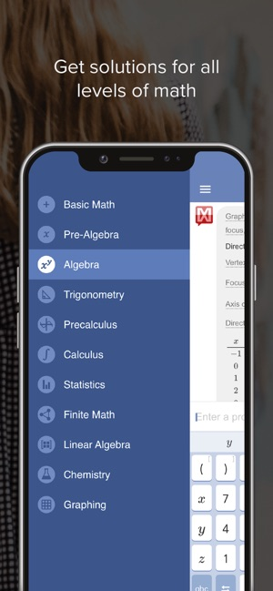 Mathway on the App Store on khan academy inequalities, solving inequalities, examples of two step inequalities, how do you graph inequalities, absolute value inequalities, one step inequalities, radical graph inequalities, math inequalities, interval notation for inequalities, write and graph inequalities,