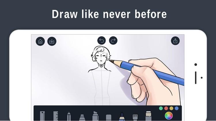 Drawings Pad: Digital Painting screenshot-3