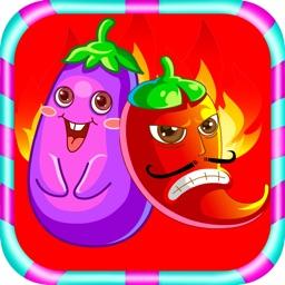 燃烧的蔬菜-认识各种水果