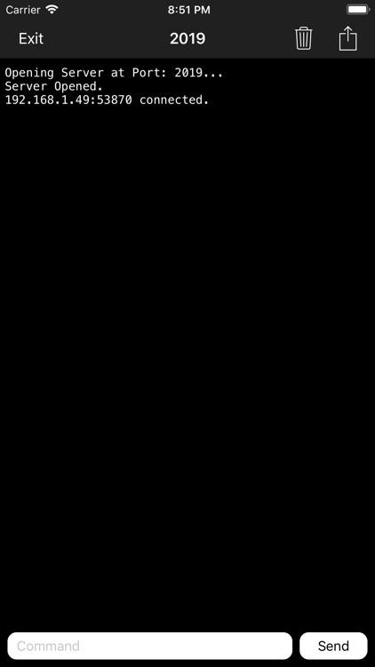 Telnet Terminal screenshot-7