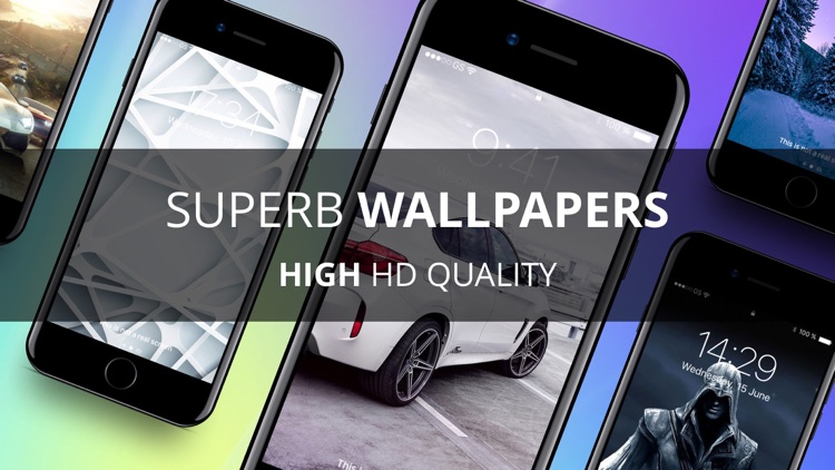 Wallpapers & Themes Background screenshot-5