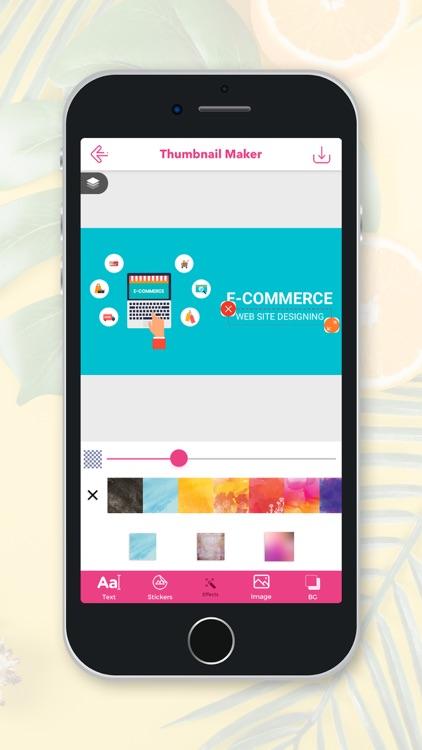 E-Commerce Thumbnail Maker screenshot-3