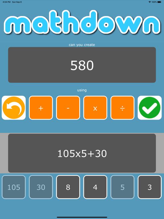 mathdown screenshot 4