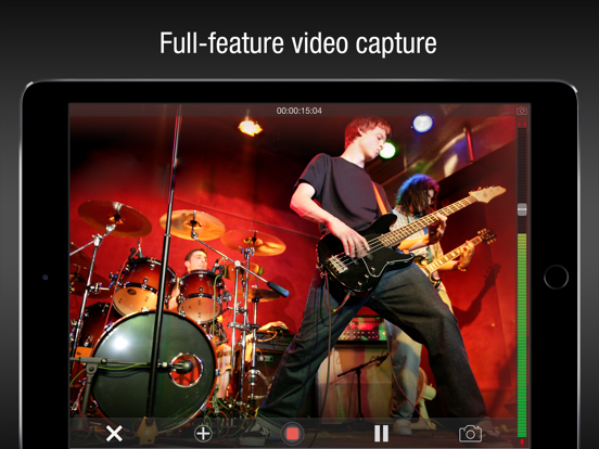 Screenshot #6 pour iRig Recorder