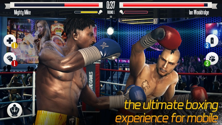 Real Boxing: KO Fight Club screenshot-0