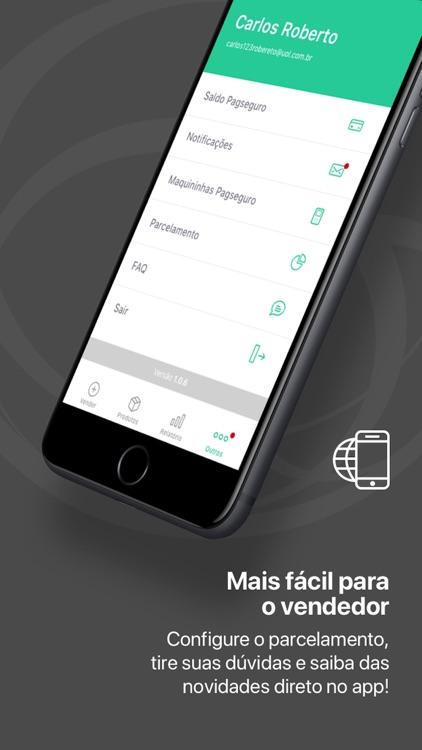 PagSeguro Vendas screenshot-6