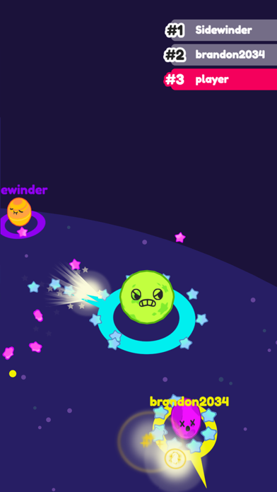 Star.io screenshot 4