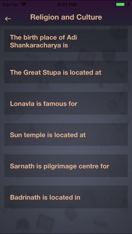 General Knowledge of The World screenshot-7