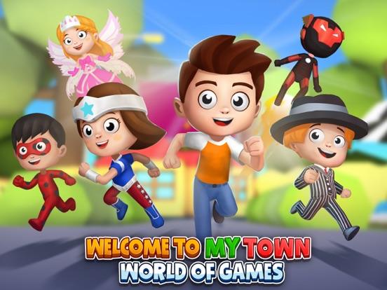 My Town World of Games screenshot 6