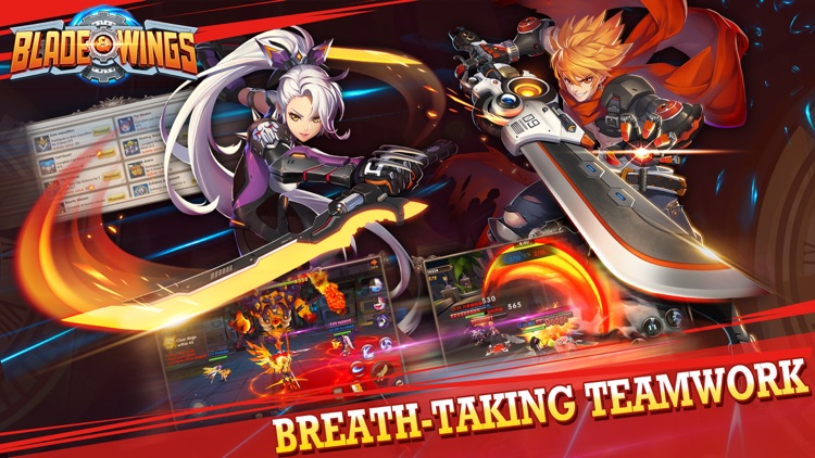 Blade & Wings: Fate of Legends screenshot-3