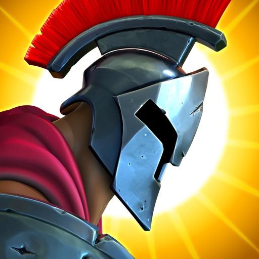 Baixar Olympus Rising: defesa heroica para iOS