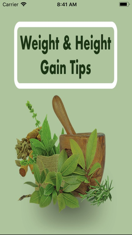 Weight & Height Gain Tips 2019