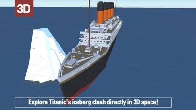 TITANIC 3D screenshot 1