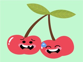We would like to introduce Cherry emoji sticker 2020 for iMessage, It is amazing collection stickers in iPhone and iPad to Chat funny with friends