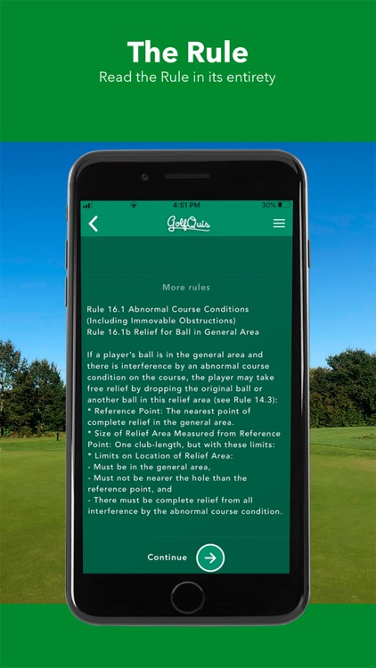GolfQuis screenshot-3