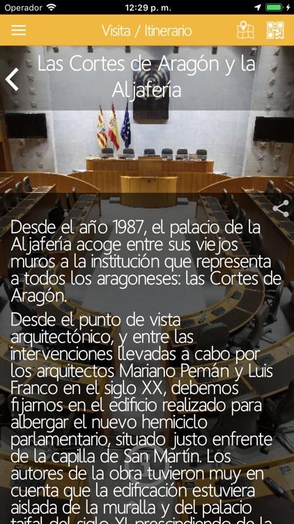 Palacio de la Aljafería screenshot-3