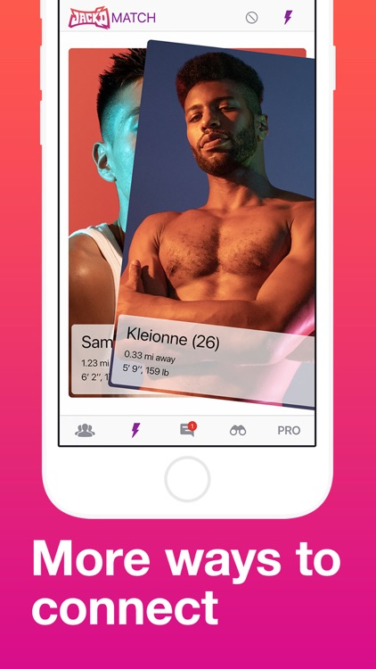Jack'd - Gay chat & dating screenshot-3