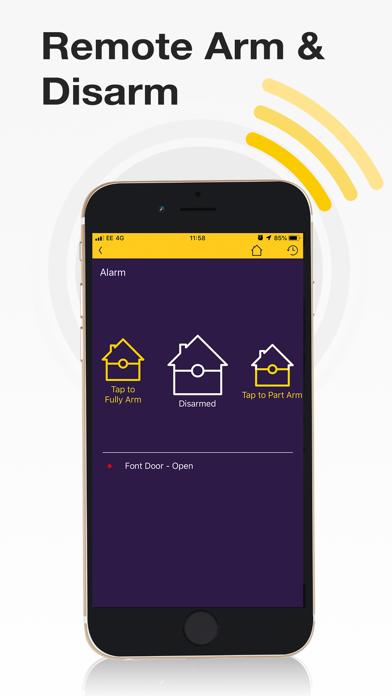 Yale Smart Living Home screenshot two