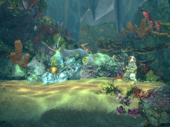 Shinsekai Into the Depths screenshot 18