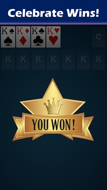 Solitaire by Solebon screenshot-4