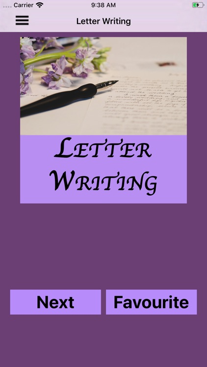English Letter Writing Tips