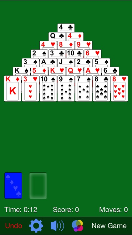 Pyramid Solitaire· screenshot-0