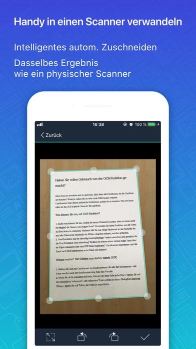 CamScanner+ Pdf ScannerScreenshot von 4