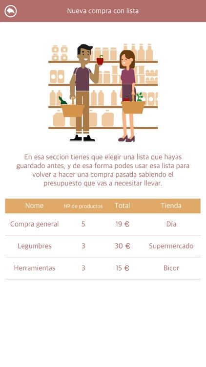 En_cesta - Easy Shopping List screenshot-4